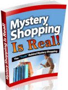A Mystery Shopping Is Real!